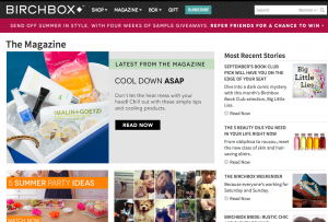 20 Amazing Examples Of Brand Content Marketing Hubs image Screen Shot 2014 09 02 at 4.24.44 PM