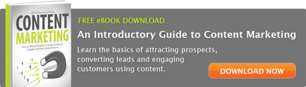 8 Ideas to Jumpstart Your Content Creation image eBook blog CTA footer2 600x172