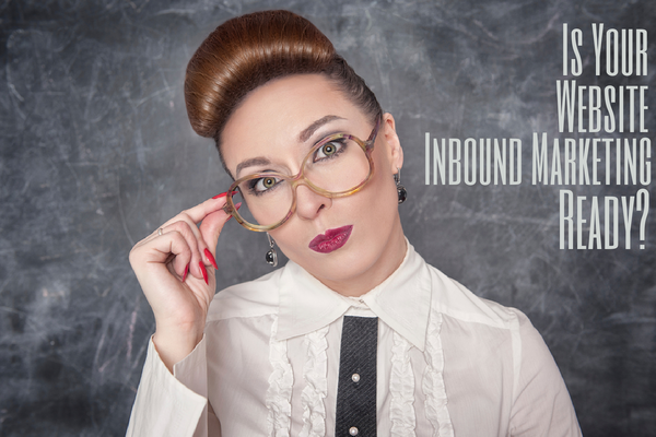 Critiquing Your Site to Make Sure it's Inbound Marketing Ready image inbound marketing website