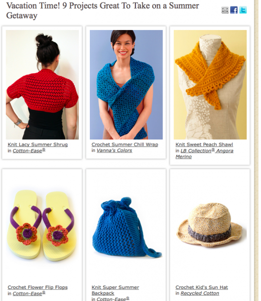 A 5 Step Recipe to Snag Subscribers' Attention image knitting