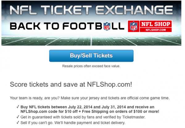 A 5 Step Recipe to Snag Subscribers' Attention image nfl