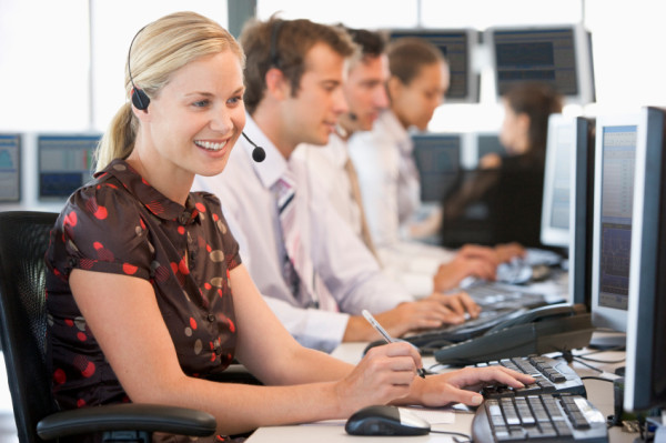 Getting Your Customers Out of Line With a Virtual Call Center image Call Center.jpg 600x399