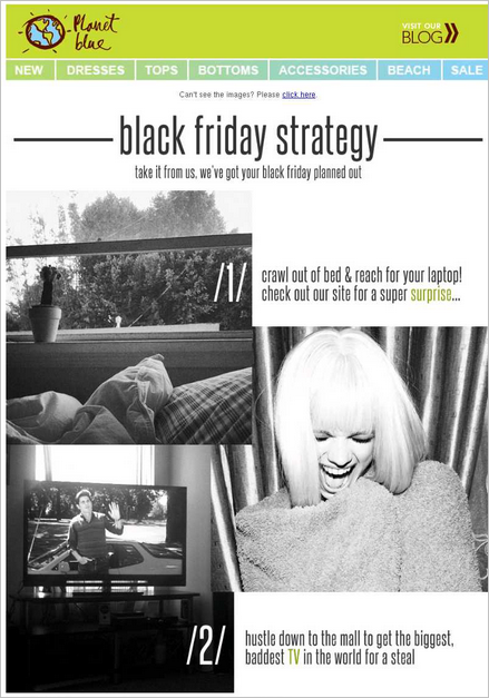 10 Steps for the Most Successful Black Friday & Cyber Monday Email Marketing Program Ever image Planet Blue.png