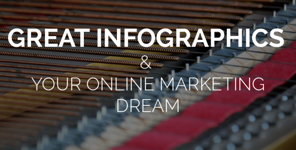 Running Down Your Online Marketing Dream With Great Infographics image Running Down your Online Marketing Dream with Great Infographics 01 600x305