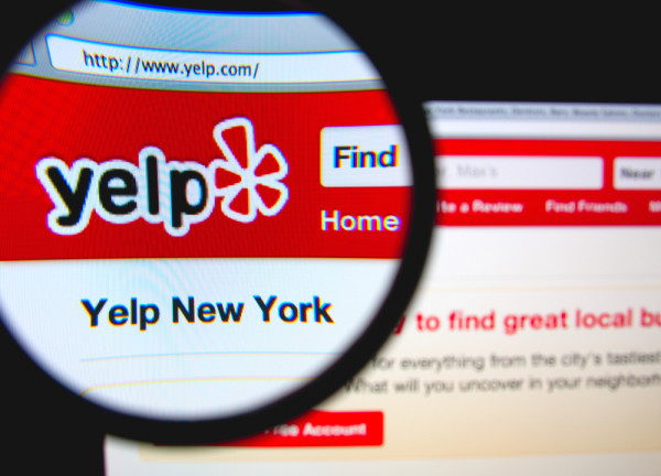 How to Get More Online Reviews for Your Small Business image Yelp stock photo 600x432