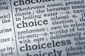 Too Much Choice Can Harm Your Business image choice.jpg 300x199