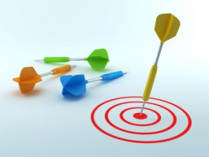 The 4 Rights To Accurate Sales Forecasting image dart 300x225