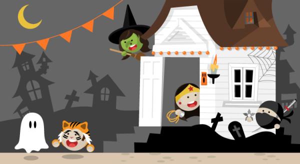 When Creepy Converts: A Halloween Story About Retargeting Ads image remarketing halloween blog.jpg 600x328