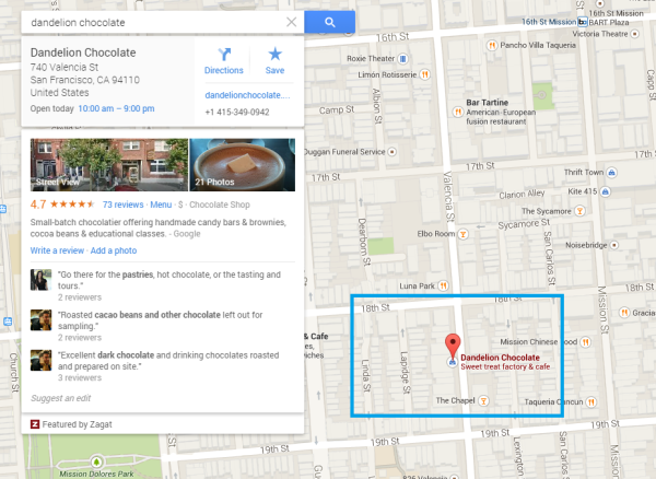How to Boost Your Businesss Reach Online image search results maps11.png1 600x438