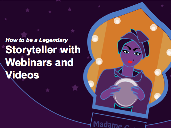 The Argument for Adopting a Storytelling Structure for Your Content Marketing image BrightTALK legendary storyteller webinars and videos.png
