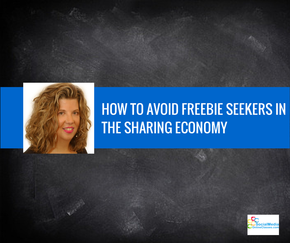 How to Avoid Freebie Seekers in the Sharing Economy image How to Avoid Freebie Seekers in the1.png1