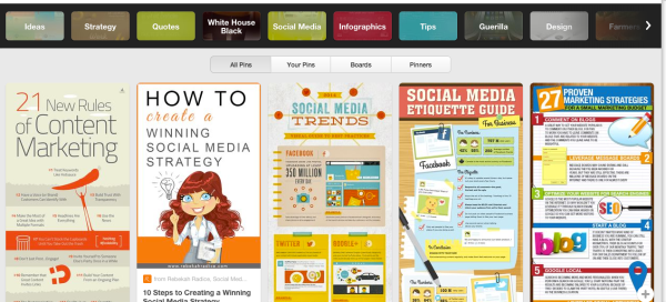 5 Tips For Using Pinterest For Business image Pinterest for Marketing.png 600x272