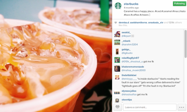 Do You Need A Separate Visual Tone For Your Brand Online? image Sbux 2.png 600x360