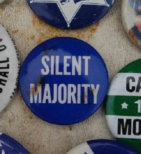 The Silent Majority: Social Data Isn't Representative Of Everyone image Silent Majority Vertical 275x300.jpg