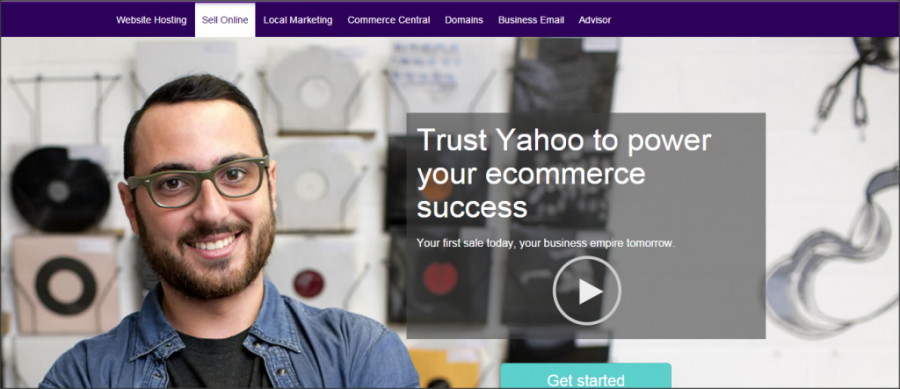 16 Online Shopping Cart Solutions For Small Businesses image Yahoo Merchant Solutions 1024x443.png 900x389