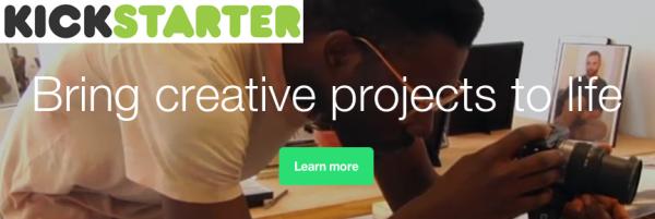 How To Think Like A Big Brand image kickstarter mantra.png 600x201