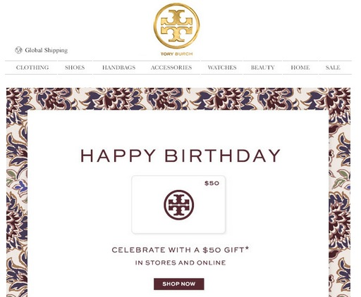 Effective Birthday Emails That Light Up Our Inboxes image screen shot 2014 10 02 at 11.49.15 am.jpg