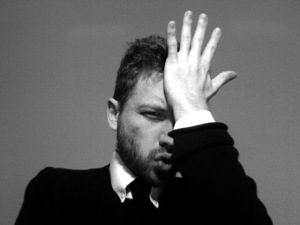 Struggling To Secure Guest Blogging Spots?  Chances Are Youre Making This One Mistake image Black White Facepalm 300x225