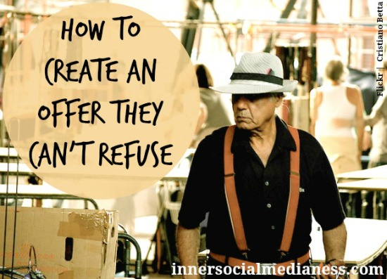 How to Create an Offer They Cant Refuse image Create an offer they cant refuse