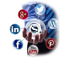 Mixed Messaging On Social Media image Wheel of social.jpg