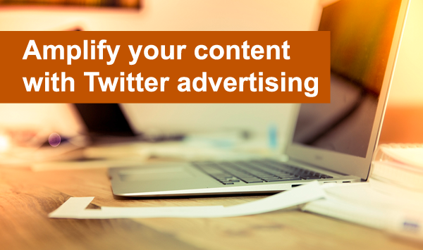 How to Boost Engagement With Twitter Advertising image amplify with twitter