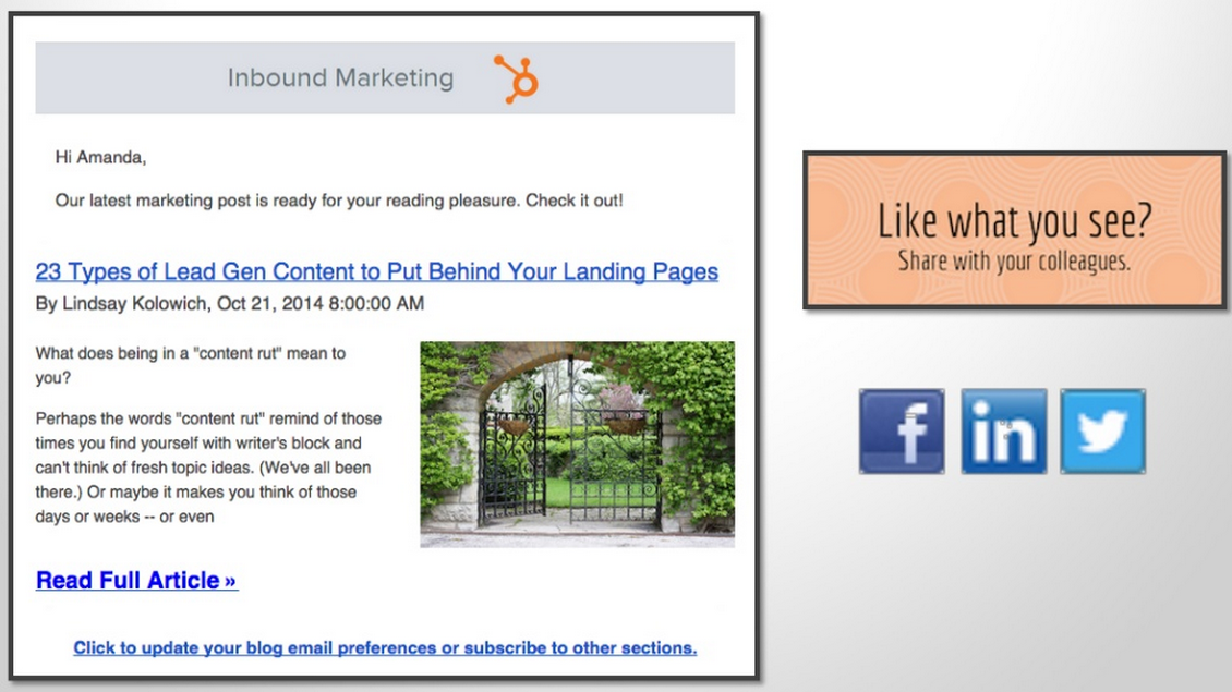 How To Get A Million+ Blog Visits Per Month image blog tips email promotion.png
