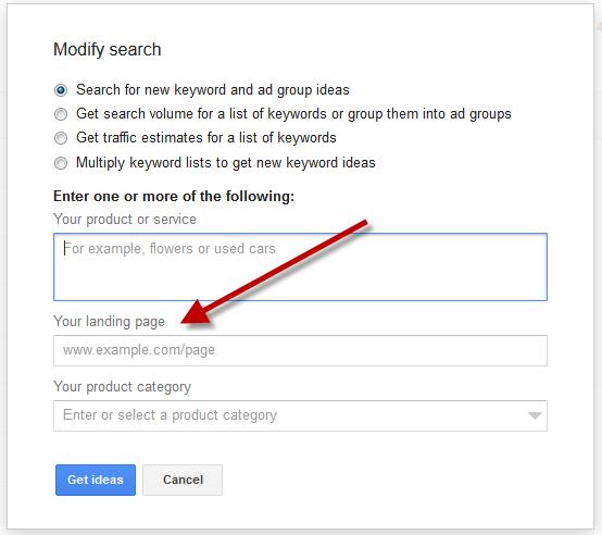 How To Get A Million+ Blog Visits Per Month image blogging tips keyword planner hack.png