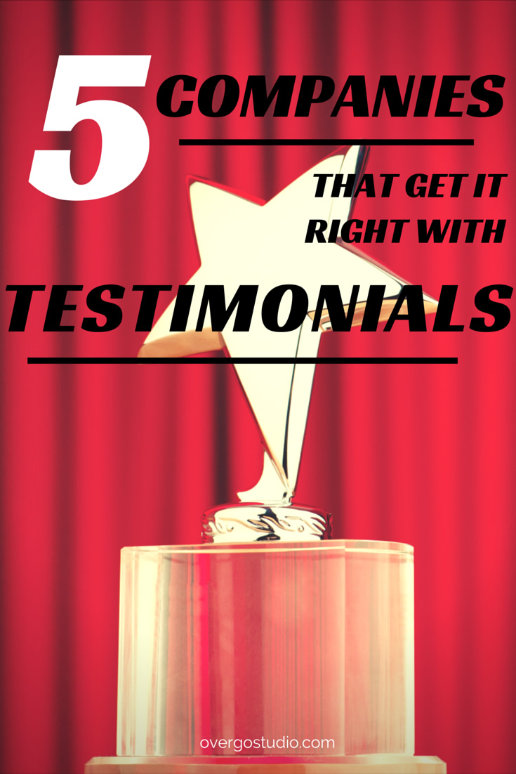 5 Companies Doing Testimonials Right image companies reviews success.jpg
