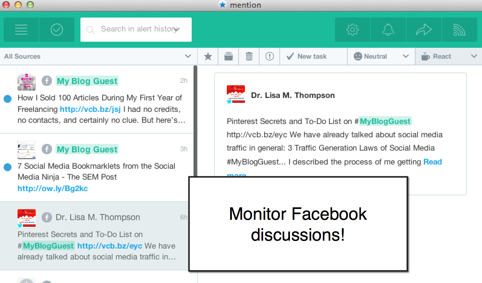 5 Dashboards to Monitor Your Brand Mentions: Be Everywhere image reputation management mention