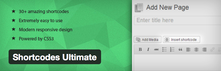 Make Your Life Easier With These 5 Shortcode WordPress Plugins image shortcodes ultimate.png
