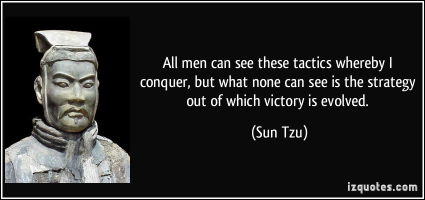 Your 2015 Strategy: The First Step image sun tzu strategy.jpg