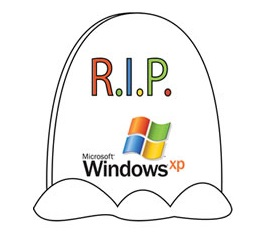 First Hand Look: Top 7 Tech Mistakes Made By Small Businesses image windows xp end of life