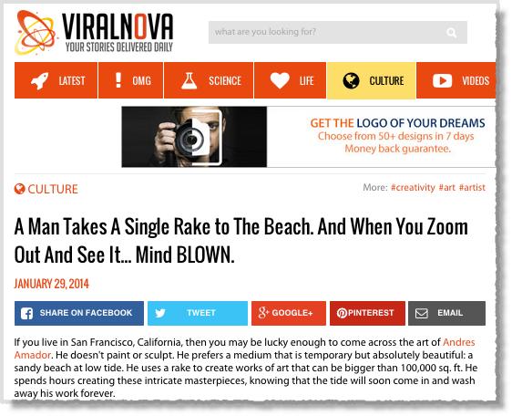 22 Viral headlines