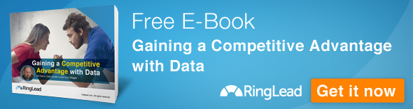Competitive Advantage with Data