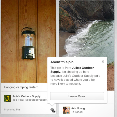 Pinterest Releases Promoted Pins to All & Creates Pinstitute for Businesses