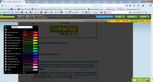 heat mapping screenshot