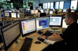 Social Media Monitoring to Assess Corporate Threats image police monitoring 300x199