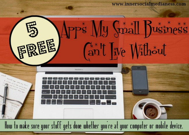 Apps my small business