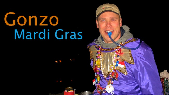Mardi Gras New Orleans Picture Tom Martin