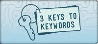 Three Keys to Keywords
