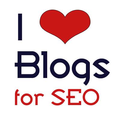 I Heart Blogs for SEO