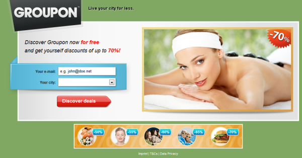 Tips for e-commerce landing pages