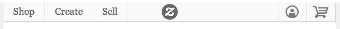 zazzle email header