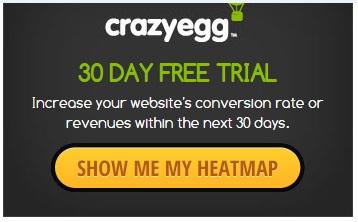 How to Create a Sense of Urgency in Digital Marketing image crazyegg orange cta button