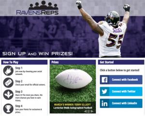 How Sports Brands Use Social Media To Create VIP Reward