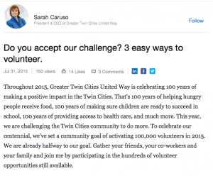 7 Creative Ways to Promote Your Company's Corporate Volunteer Efforts