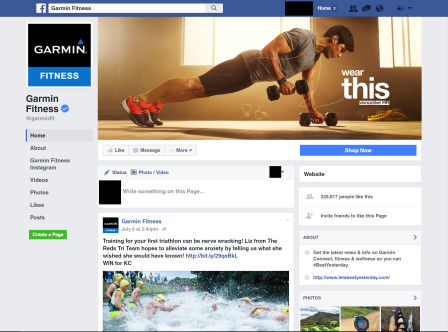 Facebook's testing another ad-free Pages design for desktop
