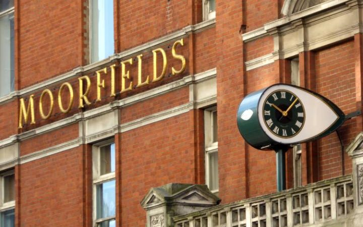 Moorfields Eye Hospital has partnered with the company