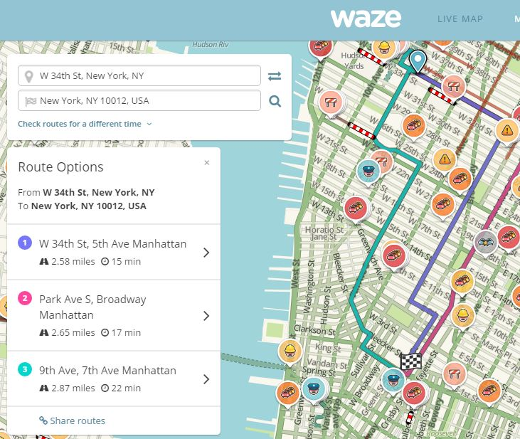How to find the right analytics for the right marketing job - Waze Real Time