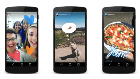 5+ Ways To Use Instagram Stories For Your Business - Tell your brand